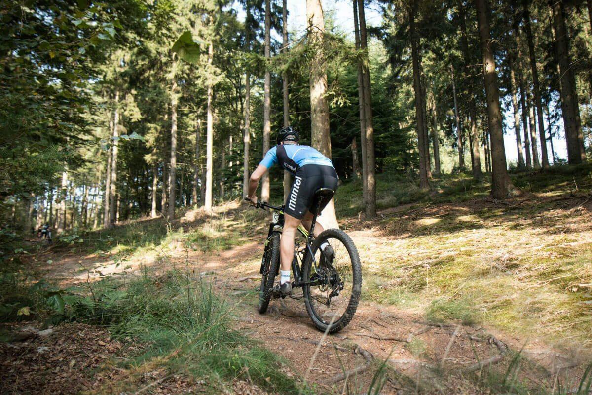 Mantel arnhem mountainbike