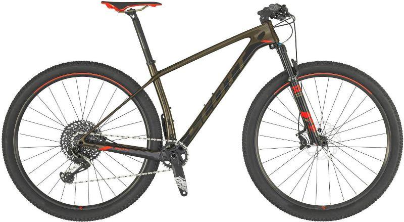 Naast dat het een hele goede mountainbike is heeft de Scott Scale 910 ook een hele bijzondere, unieke kleur.