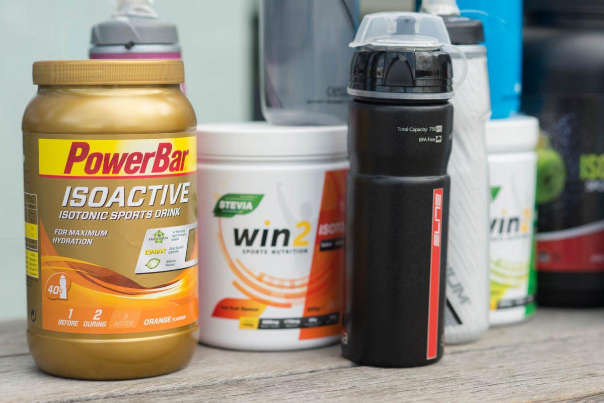 Isotone sportdrank voor tijdens je rit