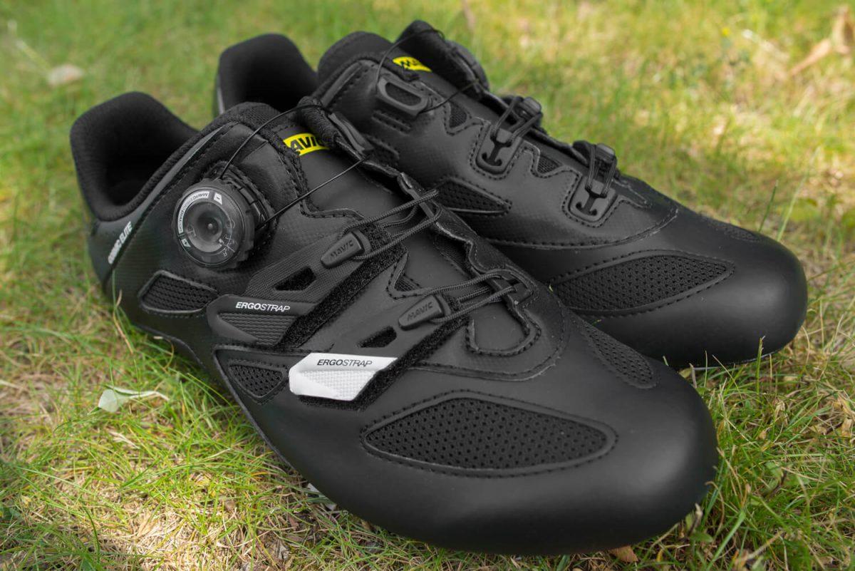 Der Drehverschluss hilft dir um den Schuh genau so fest oder lose festzumachen, wie du das willst, auch während der Fahrt.