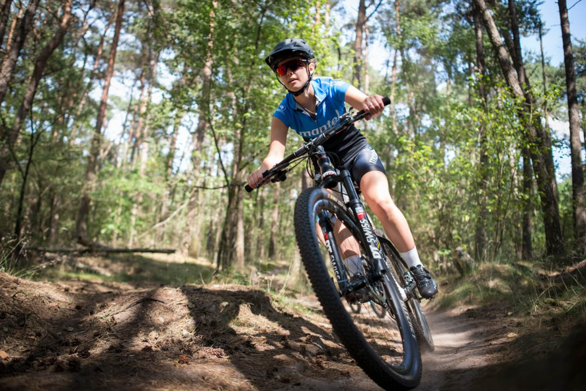 Een mountainbikeband kan cruciaal zijn in hoe je mountainbike zich gedraagt.