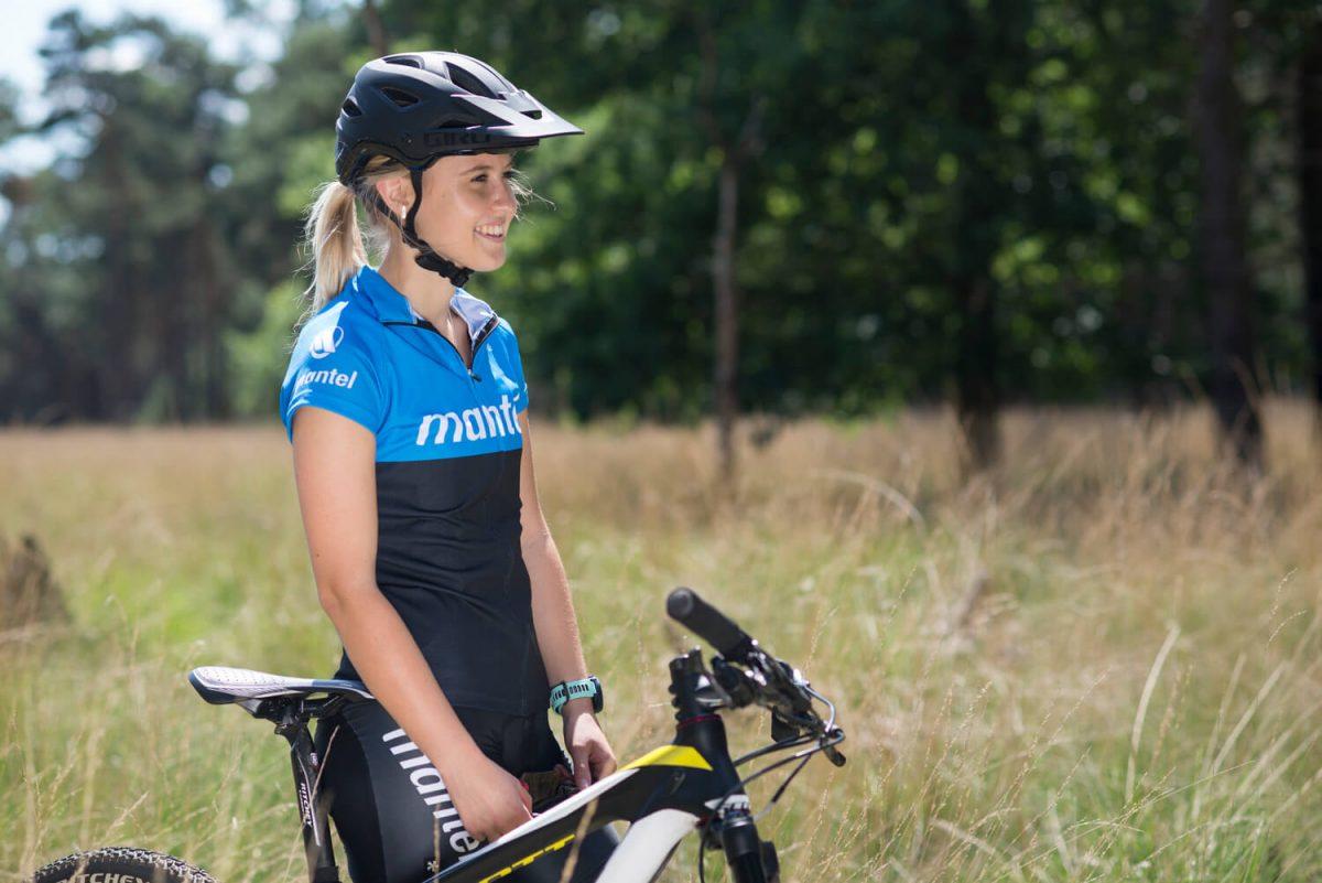 Een speciaal vrouwenframe voor de mountainbike hoeft niet, maar kan in veel gevallen wel een stuk lekkerder fietsen.