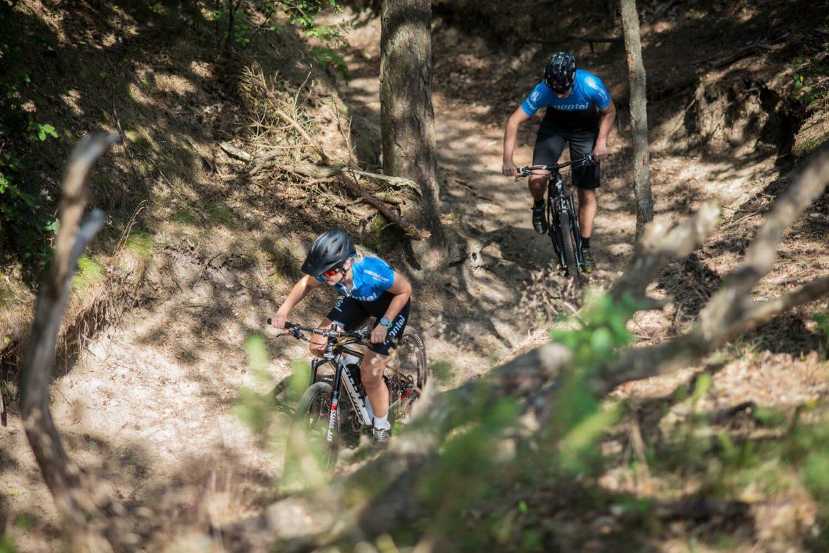 Mountainbiken alleen voor mannen? Echt niet!