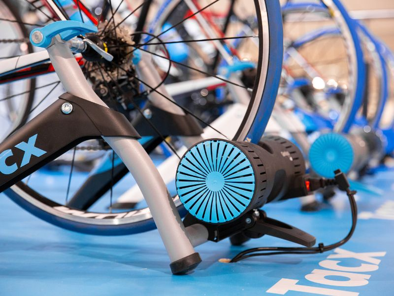 To get the best results with a turbo trainer on a roller, you do need a special trainer tyre.