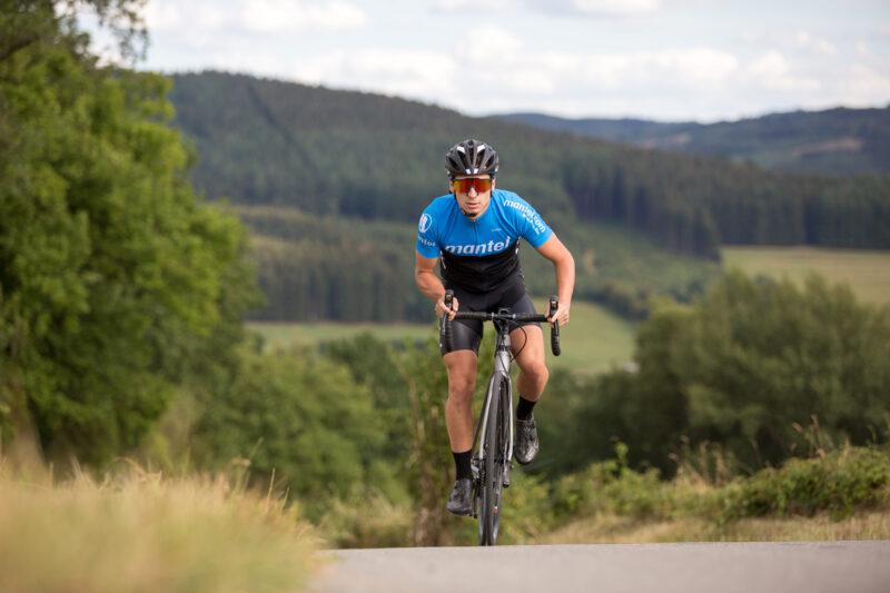 Met sommige kilometertellers zie je wat voor stijgingspercentage je fietst.