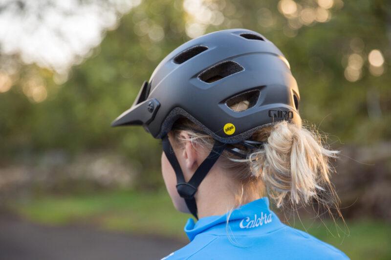 Een MTB helm is categorie fietshelmen