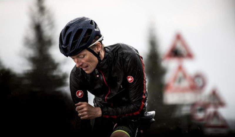 Castelli Idro 2 regenjack, het allerlichtste fietsjack.