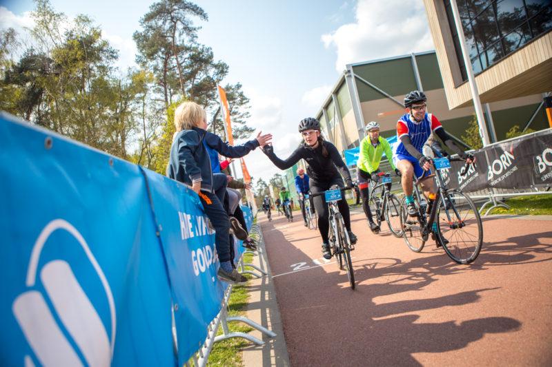 tip voor beginnen met wielrennen: rijd mee met een toertocht