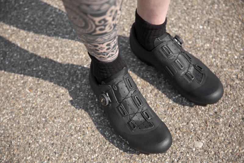 MTB schoenen met draaisluiting