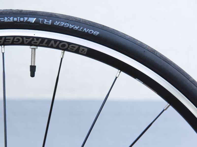 Bredere banden maken de fiets nog comfortabeler.