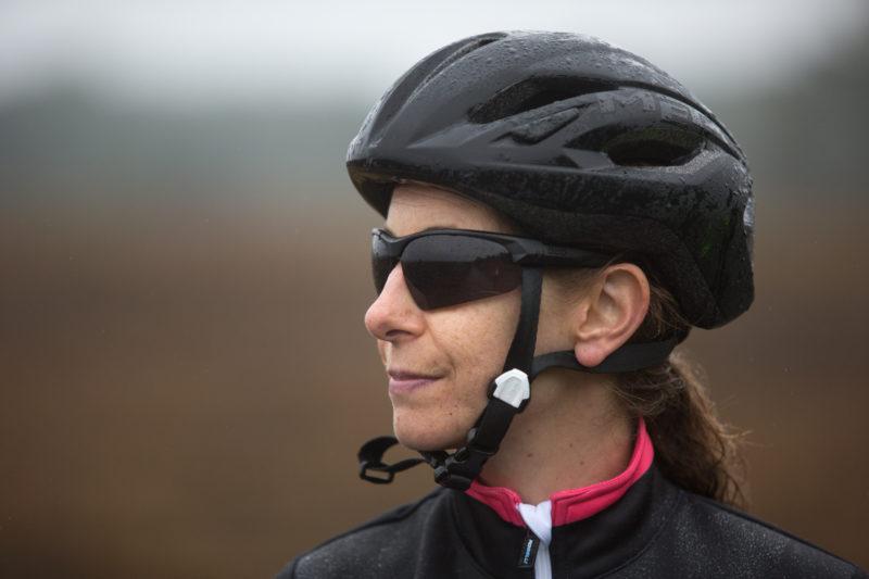 Met een fietsbril met leesgedeelte kun je weer alle routes op je fietsnavigatie aflezen.