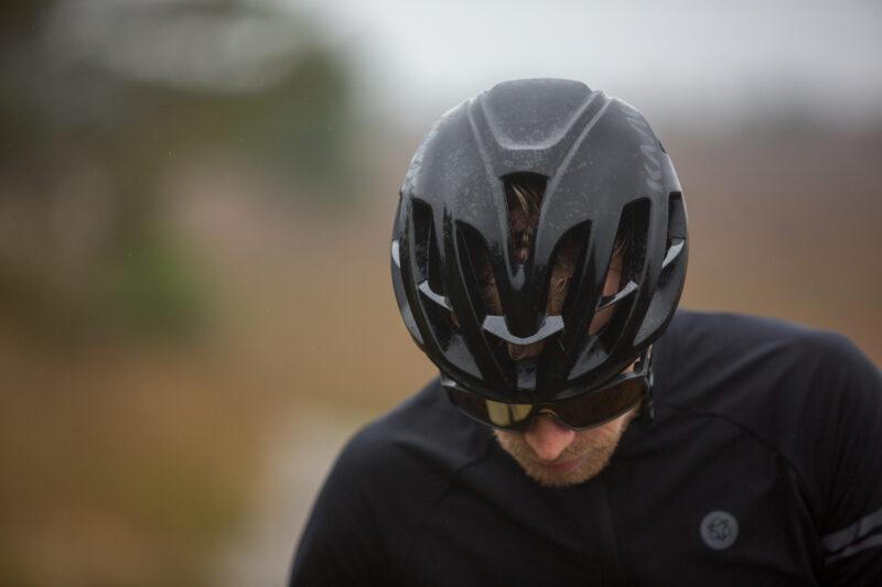 racefiets helm