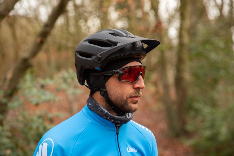 beginnen met mountainbiken - goede helm