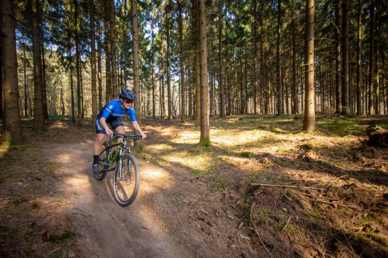 core-training mountainbike