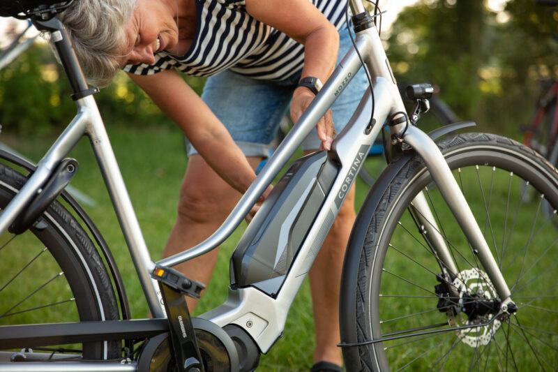 onderhoud accu elektrische fiets