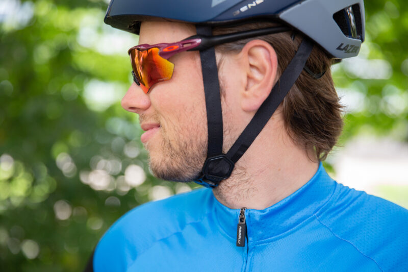 helm dividers verkeerd afgesteld