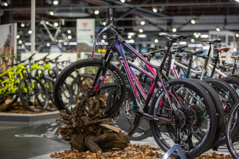 De Liv Obsess Advanced 1 is niet alleen mooi, maar ook echt een erg goede mountainbike.