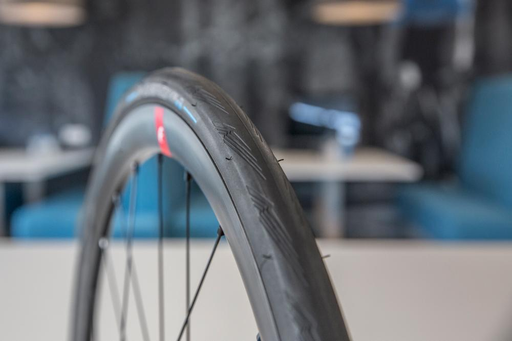 Pirelli's 4-seasons road bike tyres offer so much grip because of Pirelli's Formula 1 experience.