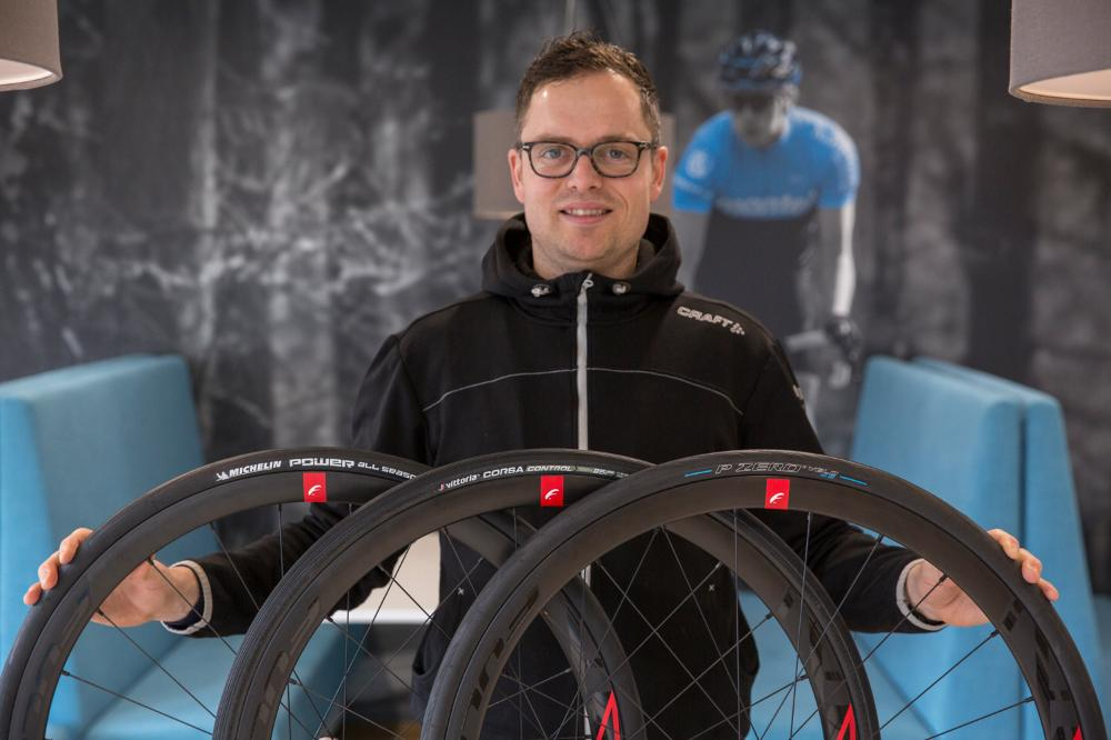 Continental was the first to offer a 4-seasons road bike tyre, and many others followed suit.