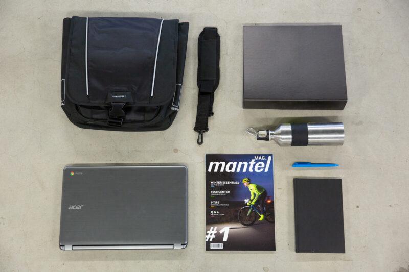 Fietstas voor laptop