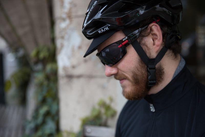 Bij de fietsbrillen heb je heel veel keuze, van monturen tot en met de lenzen.