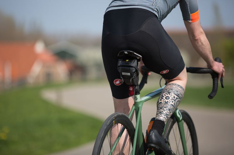De Castelli Free Aero Race 4 krijgt een vast plekje bij mijn zomer fietskleding.