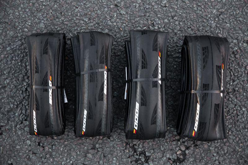Welke breedte je ook kiest, allemaal zijn ze herkenbaar aan het kenmerkende Continental patroon op de wangen.