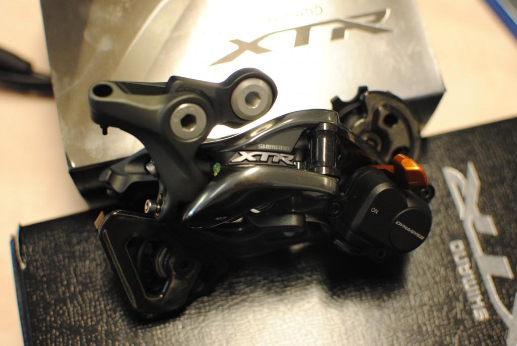 XTR M9000 achterderailleur