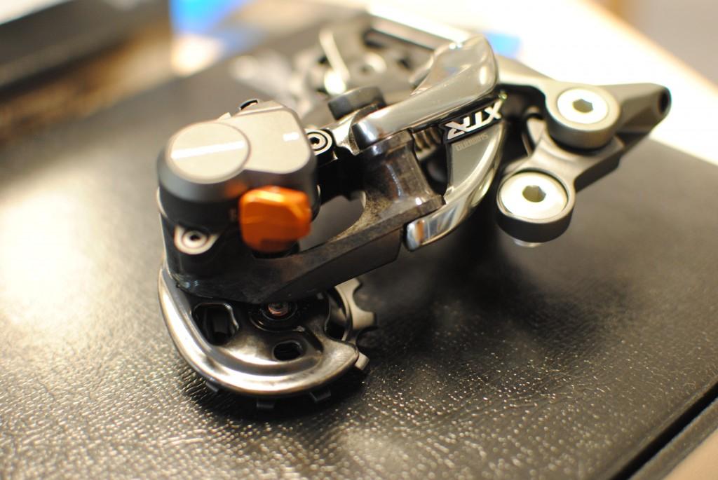 XTR M9000 achterderailleur 3