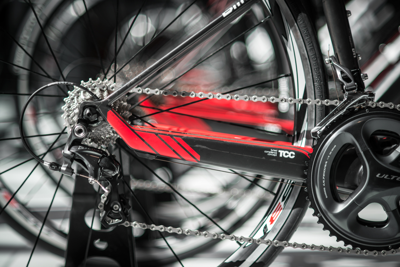 BMC Granfondo GF01 Mantel Special met Ultegra