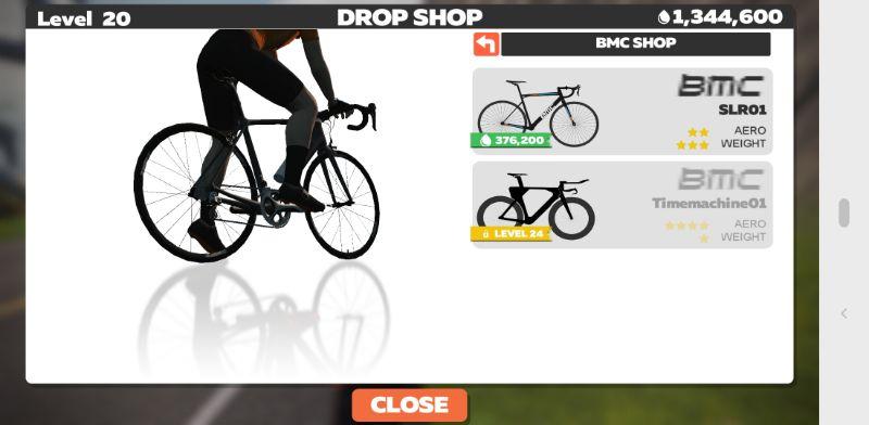 Altijd al de virtuele versie van de BMC SLR01 willen hebben? Dat kan voor slechts 376 duizend drops...