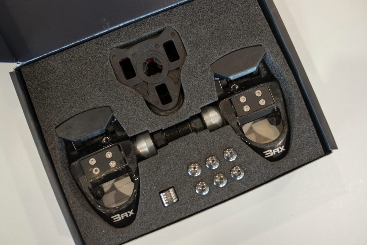 Edco 3Ax review- Even the packing material of the Edco 3Ax pedals is nice.