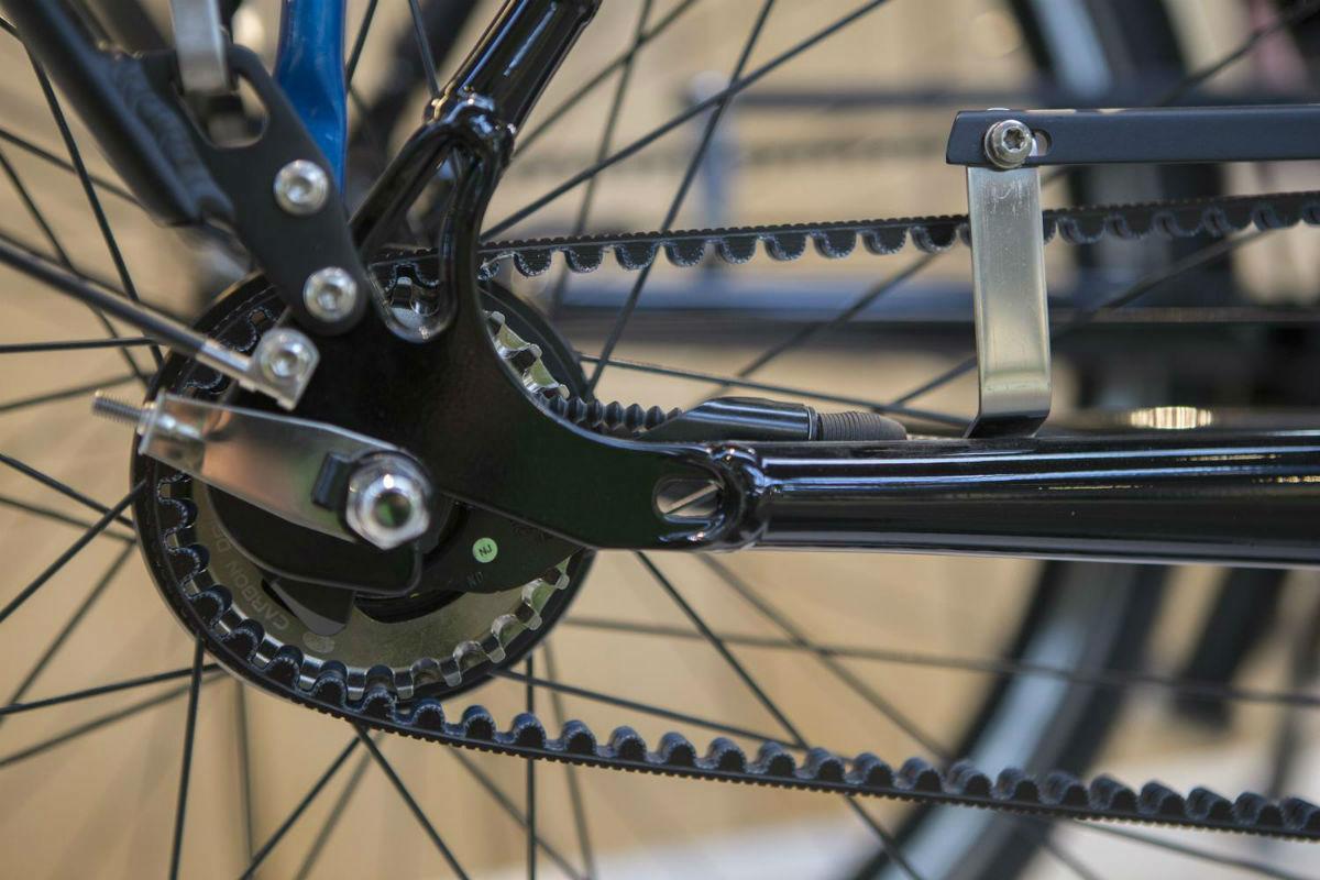 fahrrad mit riemenantrieb die vorteile eines fahrrads. Black Bedroom Furniture Sets. Home Design Ideas