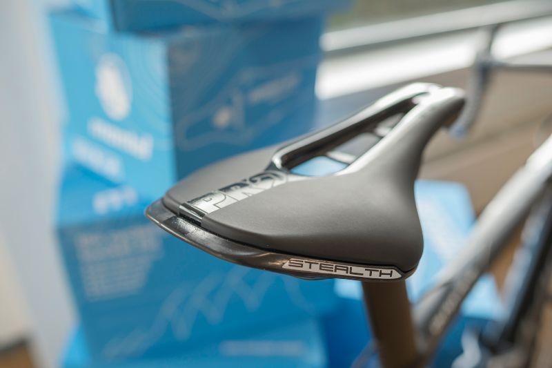 Een speciaal tijdritzadel kan ook voor endurance fietsers erg fijn zitten.