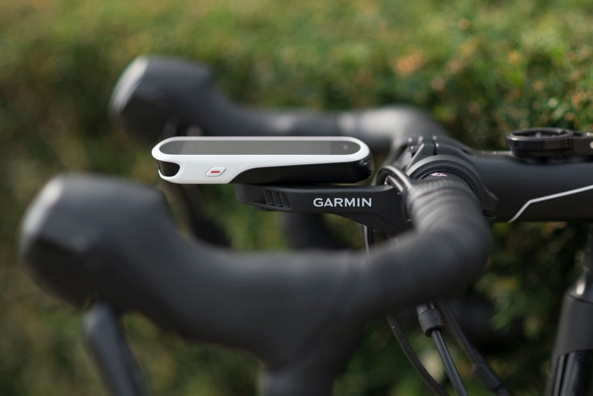 Garmin Edge 1030 - 20 Hours of battery life and a serious