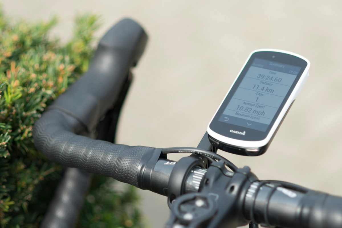 Garmin Edge 1030 - 20 Hours of battery life and a serious software