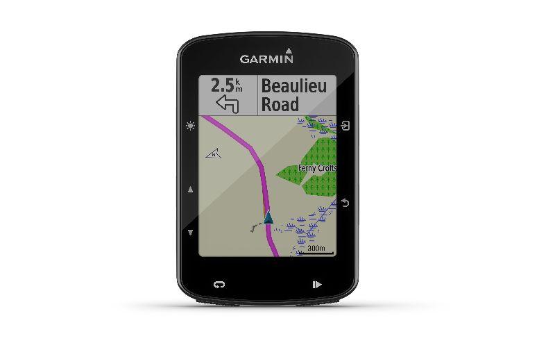 Navigation beim Garmin Edge 520 Plus ist etwas, auf das viele Rennradfahrer und Mountainbiker gewartet haben.