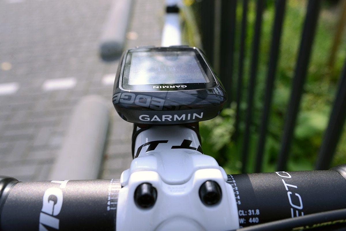 Alle Garmins sehen schön und stabil verarbeitet aus, wenn du sie an deinem Fahrrad angebracht hast, also auch der Edge 810 und der Edge 810 CityNavigator.