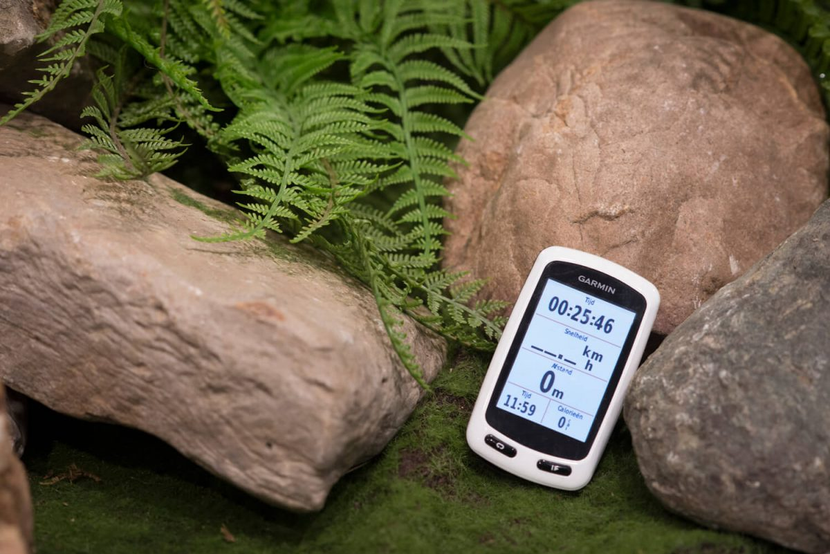 Der Garmin Edge Touring und Edge Touring Plus sind super, wenn du ohne viel Schnickschnack mit einer Karte auf dem Bildschirm Fahrradfahren möchtest.