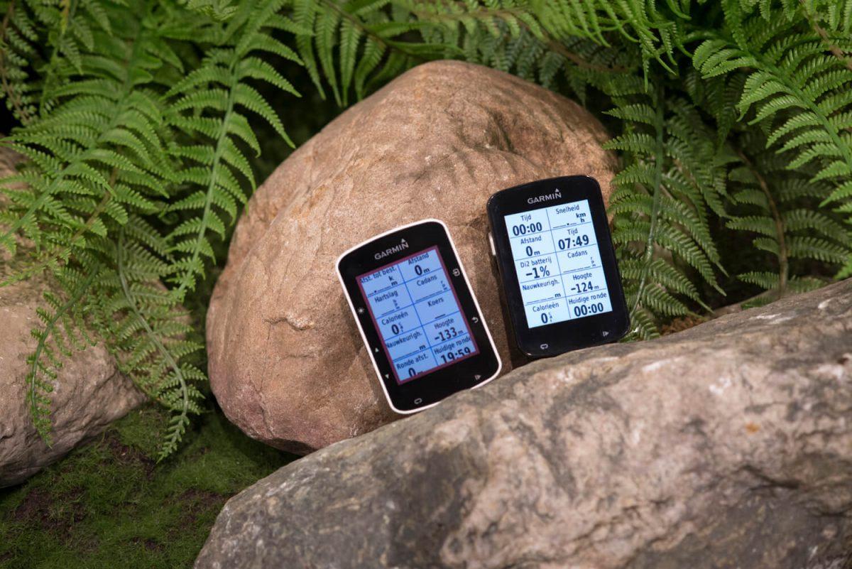 Auf einem Garmin kannst du die Angaben der gekoppelten Sensoren direkt ablesen. Praktisch, wenn du deine Herzfrequenz, Wattleistung oder Kadenz trainieren möchtest.