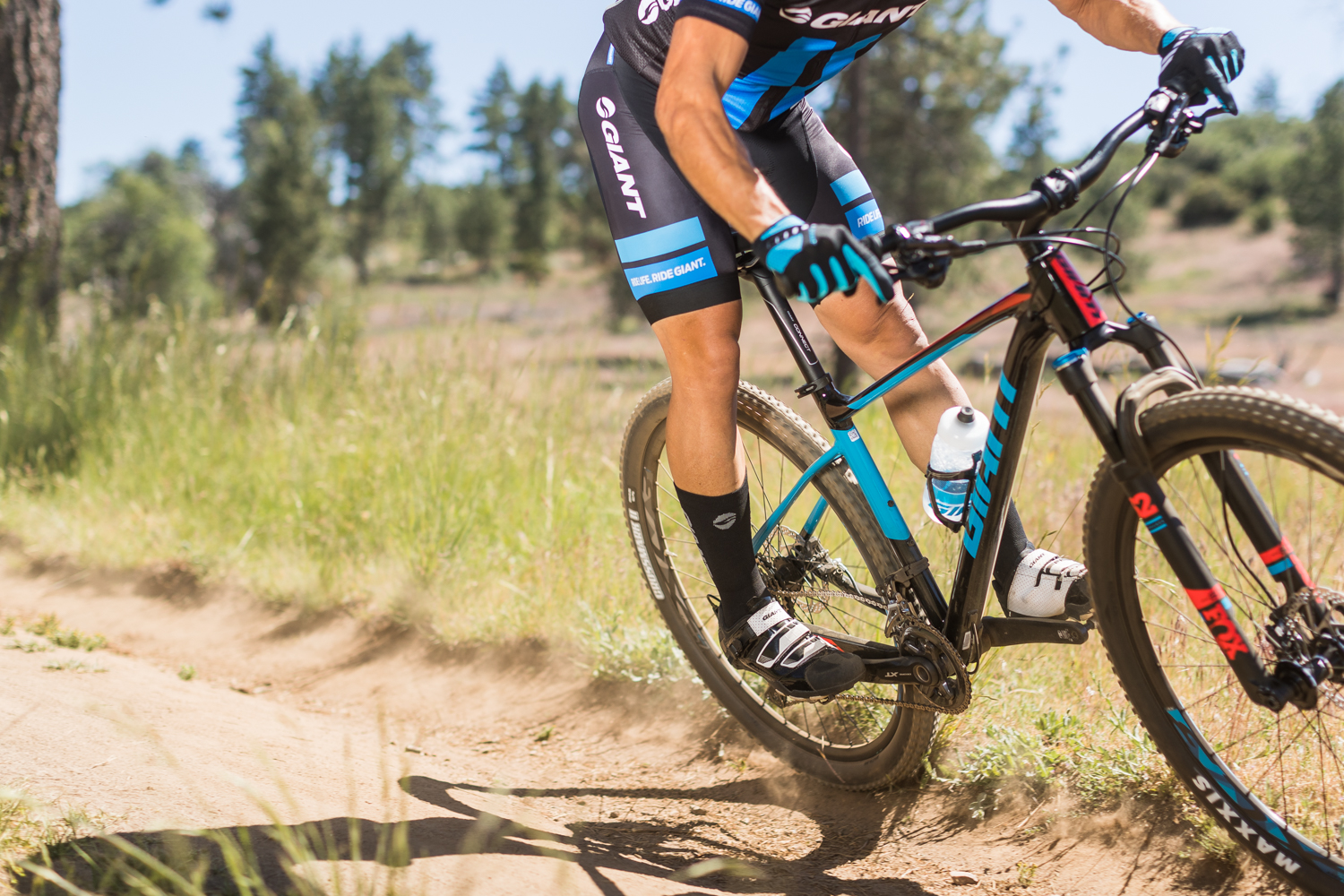 Giant Mountain Bikes To Be Fitted With Boost In 2017 Frame Xtc Slr