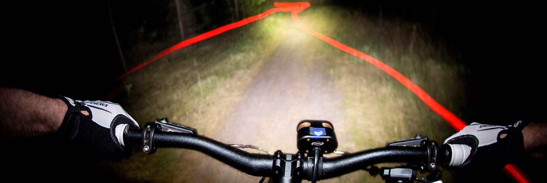 Fietsverlichting 2017 - Altijd op stap met de juist fietslamp ...