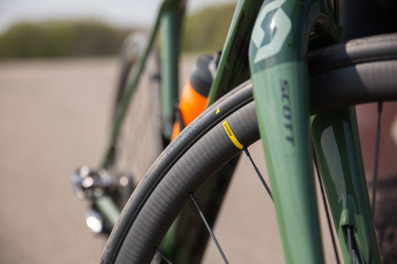 De Ksyrium fietswielen zijn een ideale all-round wielset..