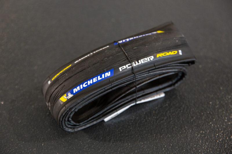 De beste racefiets band - Michelin Power Road buitenband