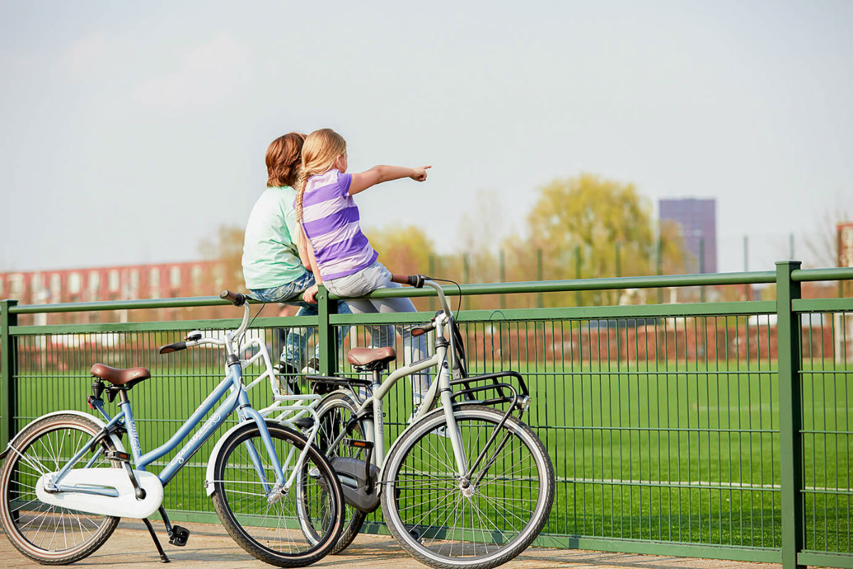 Kinderfahrräder - so findest du die richtige Größe für dein Kind