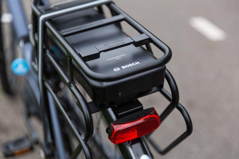 De accu is het meest gevoelige deel van je elektrische fiets.