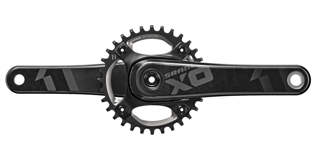 SRAM X01 crank