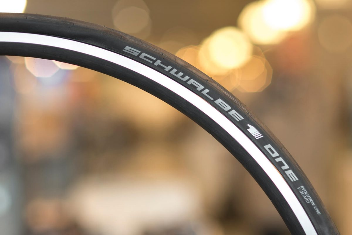 Renewed Schwalbe One Review - Tread with Low Rolling
