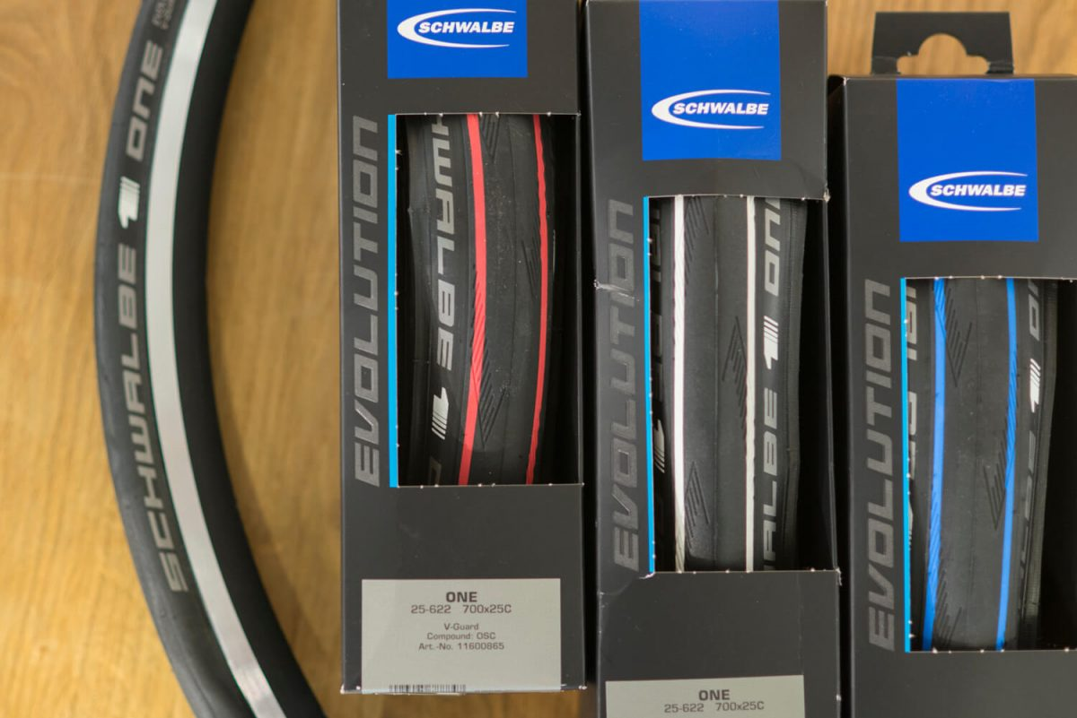 Schwalbe One review