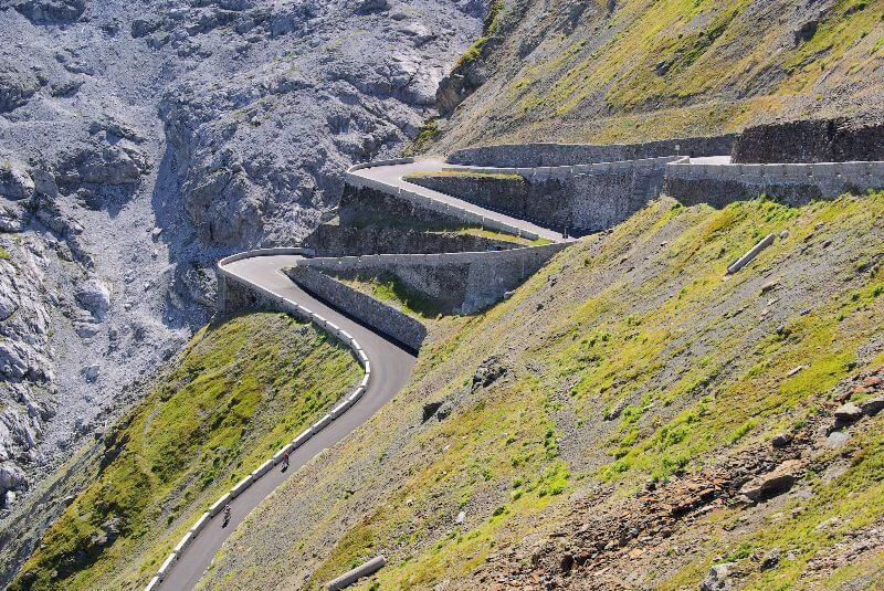 And another picture of the Stelvio, just because it's stunning. Is this one already on your bucket list?